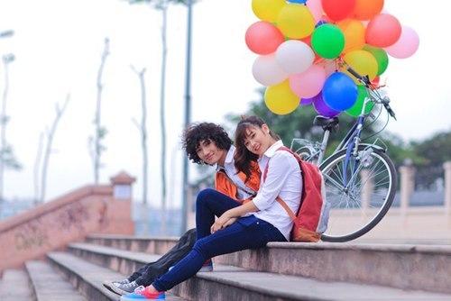 Fox Phạm và Chibi Hoàng Yếntrong MV