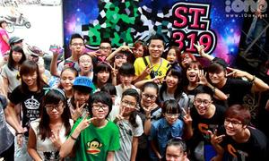 St.319 'hút hồn' teen bởi sự thân thiện