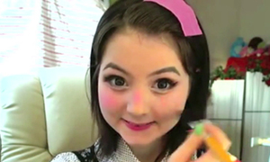 Video: Thói quen makeup khác biệt của teen Nhật