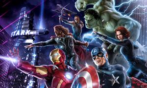 'The Avengers 2' công bố tên gọi chính thức