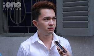 Nam Cường khóc nấc khi nhắc về Wanbi Tuấn Anh