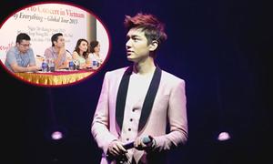 Đêm nhạc Lee Min Ho tại Việt Nam bán được 122 vé