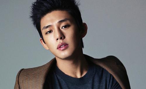 Nam diễn viên chính Yoo Ah In