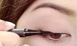 Video: Mẹo kẻ mắt nước cho cô nàng vụng về