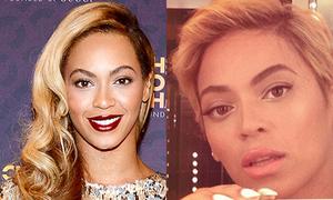 Fan không thích Beyonce tóc tém nam tính