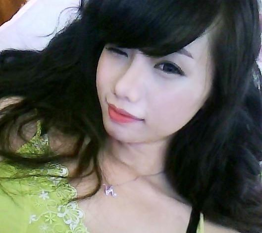 Cô bạn này có nick name là Nabe Vu