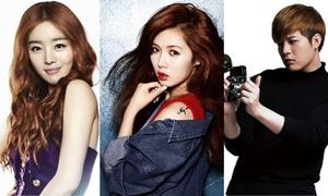 9 ca sĩ thần tượng giảm cân siêu nhất Hàn Quốc