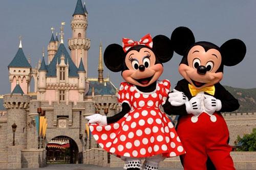 Los Angeles - Disney Land với những điều thú vị.