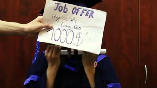Sinh viên Ngoại thương thường được nghĩ đến với những lời mời làm việc nghìn đô...