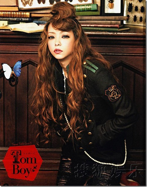Namie-Amuro-magazine-photo-show-retro-Eu