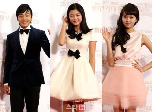 Yoo Jung Và Kim so Hyun