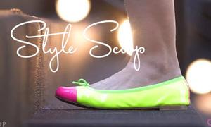 Video: Sắc màu neon nổi bật tại tuần thời trang