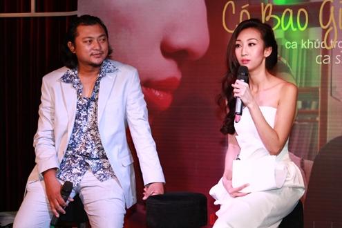 Có bao giờ nhớ anh cũng là ca khúc chính thức trong phim Tiền chua mà Lều Phương Anh lần đầu thử sức ở lĩnh vực điện ảnh.