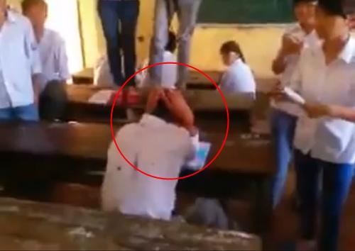 Bạo lực học đường đang trở thành mối đe doạ không chỉ đối với teen mà còn đem đến sự lo lắng cho gia đình. Ảnh chụp màn hình.