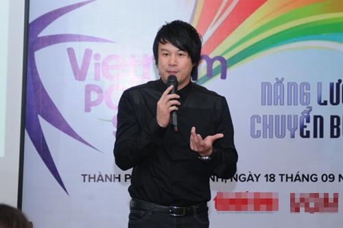 Thanh Bùi trở thành đại sứ cho chiến dịch vì môi trường.
