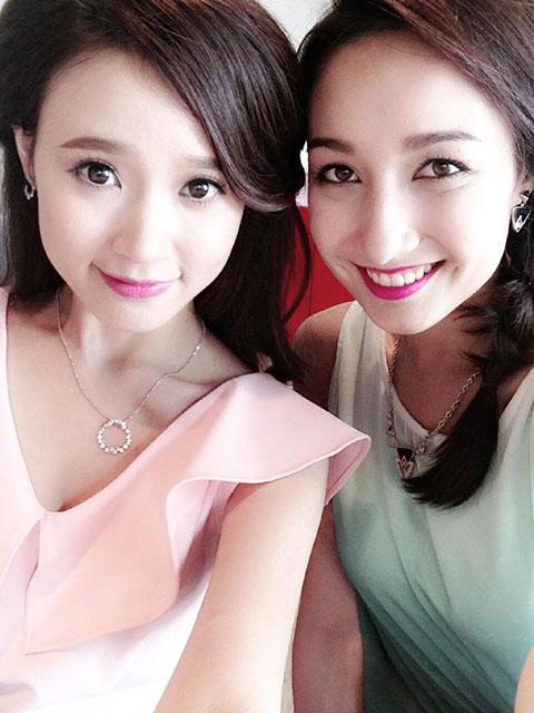 Facebook sao 21/9: thiên thần nhà Phạm Quỳnh Anh giống mẹ như tạc