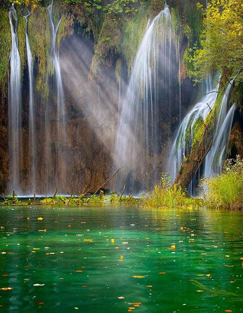 Kiệt tác thiên nhiên hùng vĩ này đã được UNESCO công nhận là một trong những di sản thiên nhiên thế giới vào năm 1979.