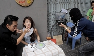 Hậu trường nhí nhố của 'Sự khác biệt giữa Sài Gòn - Hà Nội'