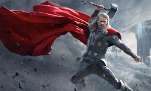 Thần Thor xuất hiện như 'trời giáng' để cứu đồng đội