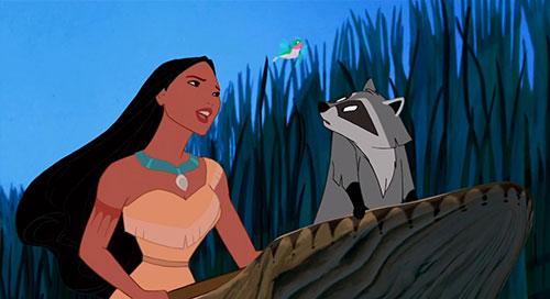 Lời bài hát Savages trong bộ phim hoạt hình Pocahontas (1995), đã bị thay đổi một số ca từ, do bị cho là không phù hợp và mang tính phân biệt chủng tộc.