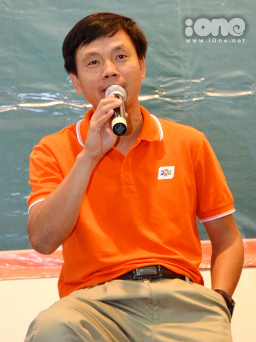 Anh Phạm Minh Tuấn gia nhập FPT năm 1997 với vị trí lập trình viên.