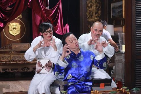 Trong những hình ảnh teaser đầu tiên của phim, nhiều khán giả phải bật cười vì màn múa Kyomi của bộ ba này đang được lan truyền với tốc độ chóng mặt vì vẻ hài đáng yêu của bộ ba danh hài.