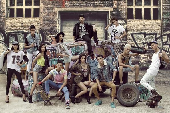 tập 6 Vietnams Next Top Model phát sóng trên VTV3 vào lúc 20h ngày 10/11