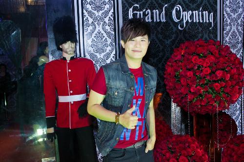 Lee Thiên Bảo với phong cách bụi phủi, nam tính.