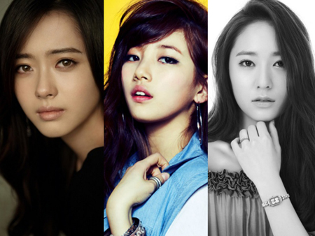 3 mỹ nhân Hàn sở hữu gương mặt được mong muốn nhất