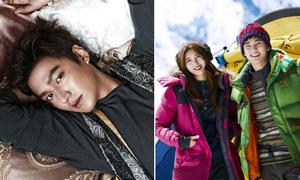 Chàng 'Kim Tan' đốn tim fan nữ với tạo hình lãng tử