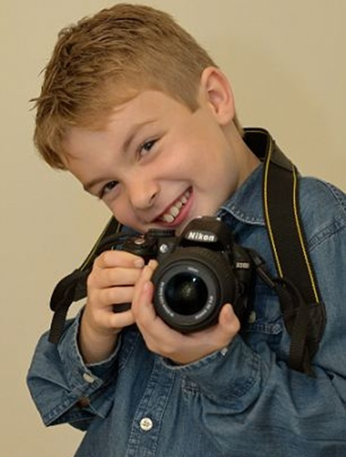 Những bức ảnh đẹp mê hồn của nhiếp ảnh gia 6 tuổi