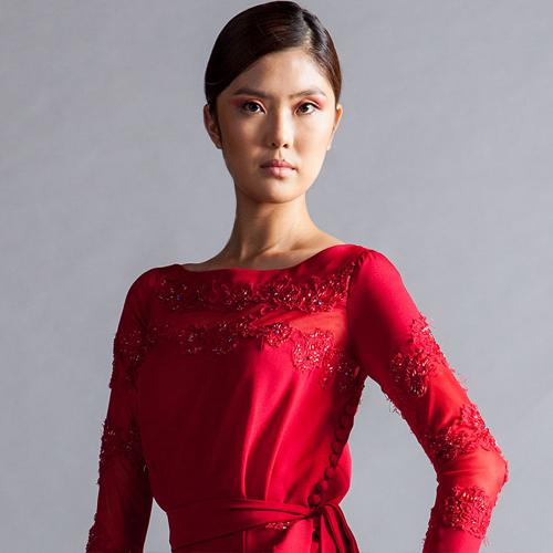 Ji Hye người Hàn Quốc 20 tuổi cao 1m81.