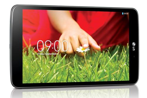 G Tablet 8.3 được trang bị chip xử lý lõi tứ mạnh mẽ Qualcomm Snapdragon 600, tốc độ 1,7 GHz và 2GB RAM cùng camera độ phân giải 1.200x1.920 pixel, pin dung lượng 4,600 mAh cho người dùng thoải mái chơi game 3D hay lướt web với nhiều trình duyệt mà máy vẫn chạy rất mượt mà.