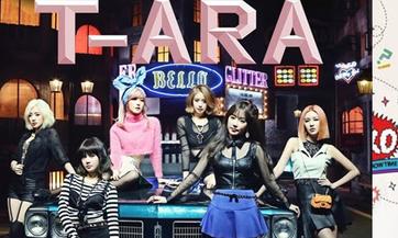 T-ara tung teaser và ảnh bìa long lanh cho single mới
