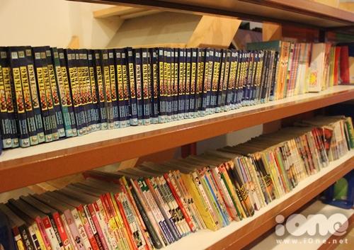 Nếu đang thiếu một quyển nào đó trong bộ truyện tranh mình đang theo dõi thì teen có thể đến đây để tìm nhé!