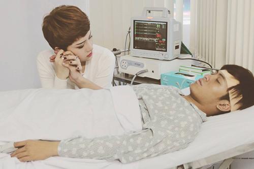Khi đóng MV này, cảnh cô gái nhìn thấy chàng trai trên giường bệnh, Miu Lê đã nhập tâm khóc nức nở. Cô nhanh chóng hoàn thành cảnh quay này và thậm chí sau đó suýt không thoát ra được cảm xúc khi quay phim.