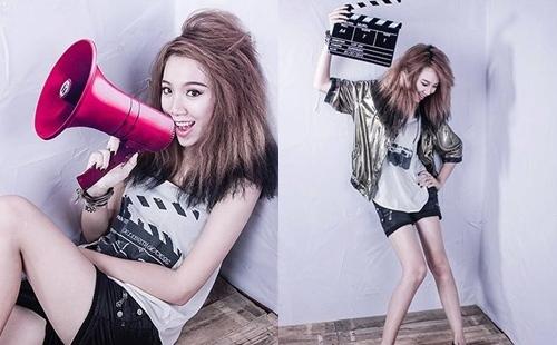 Luk Vân, cô nàng đạo diễn 9X cá tính.