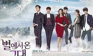 'You Came From the Stars' bán bản quyền giá cao ngất