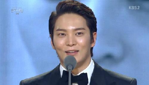 Nam diễn viên Joo Won