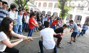 'Ngày về nhà' ngập tiếng cười của cựu học sinh Lê Hồng Phong