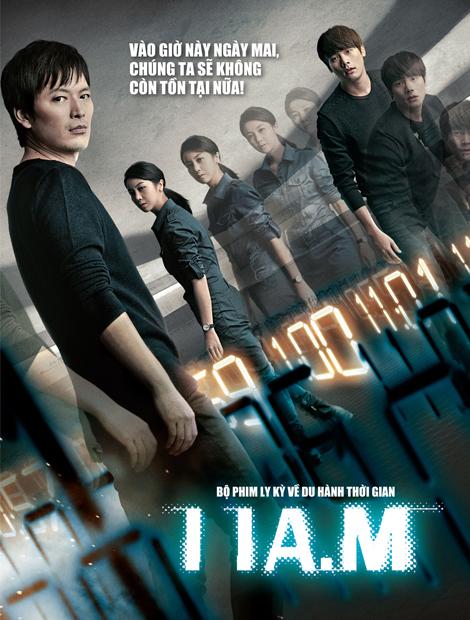 Poster phim với 3 diễn viên chính.