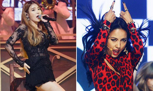 4 nữ ca sĩ solo phong cách nhất Kbiz 2013
