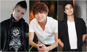 5 hot boy Việt có lượng fan theo dõi 'khủng'