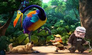 10 thú cưng đáng yêu của hoạt hình Disney