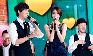 5 cặp trai tài gái sắc hot nhất làng giải trí Hàn