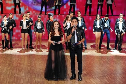 Trong đêm thi này, ban tổ chức quyết định không loại trừ như một món quà động viên các thí sinh nhân dịp năm mới.