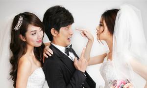 Lily Luta vướng tình tay ba với Lưu Quang Anh