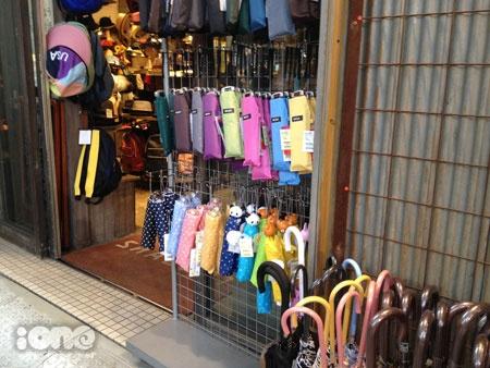[Caption]Hàng hoá ở Nhật được bày bán ở khắp nơi nhưng nhân viên không cần phải để mắt canh chừng suốt như ở Việt Nam. Ảnh: Người Việt ở Nhật cung cấp