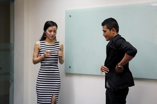 Phương Trinh Jolie ( từng hợp tác với đạo diễn Charlie Nguyễn trong Tèo Em)