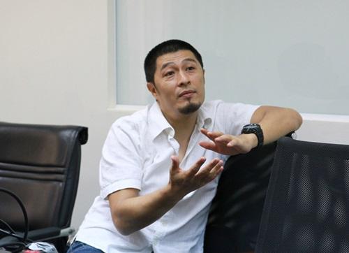 Đạo diễn Charlie Nguyễn